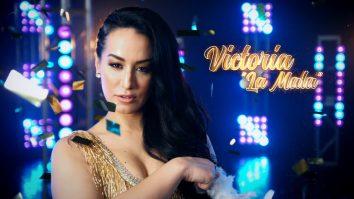 Victoria in gold